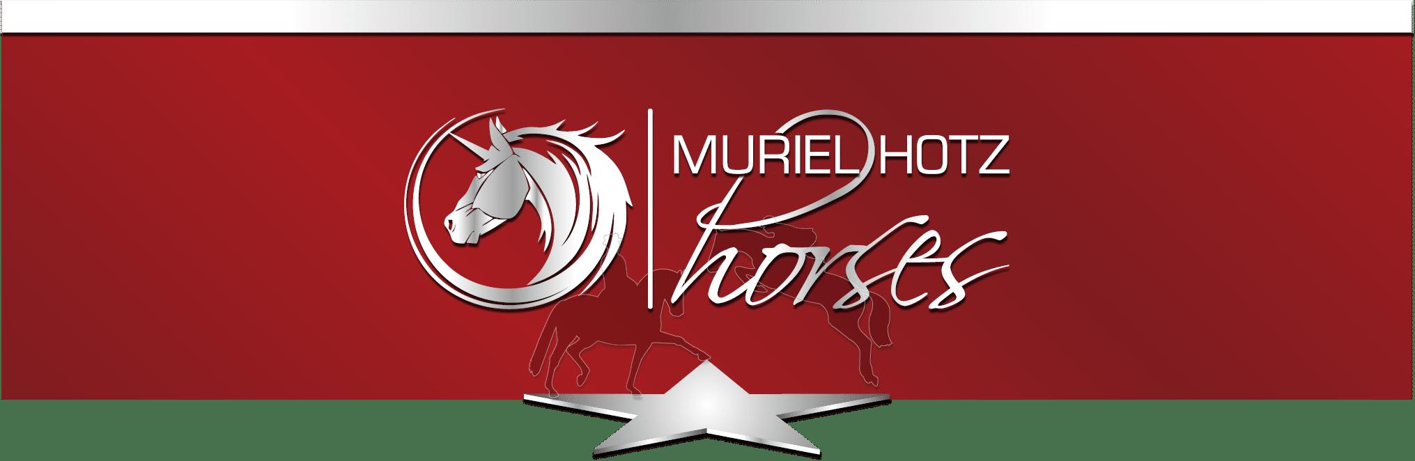 Muriel Hotz - Turnierreiterin in Dressur und Springen